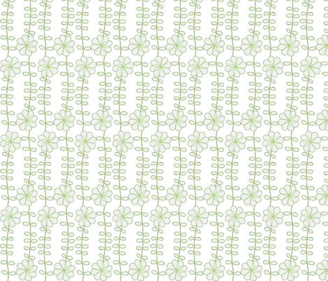 CHRISTMAS_TULIPS-ch fabric by mainsail_studio on Spoonflower - custom fabric