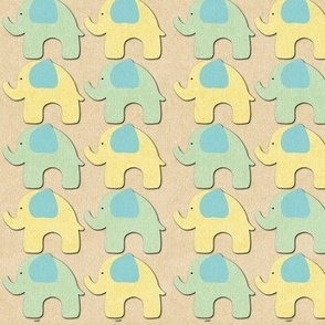 Oh Sweet Baby Elphant Parade
