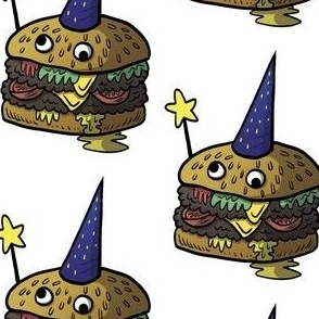 Burger Wizard