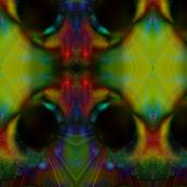galactic rainbow-ed