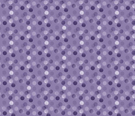 lavender_dots fabric by vinkeli on Spoonflower - custom fabric