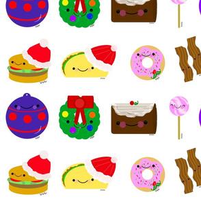 Foodie Ornaments