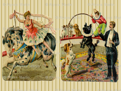 Vintage Circus Ring
