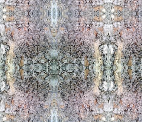 Tree Bark fabric by nezumiworld on Spoonflower - custom fabric