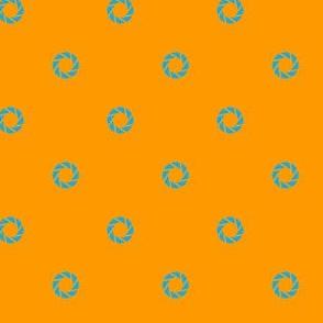 Aperture Dot (orange)