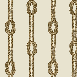 Knotted Rope - Neutrals