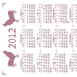 LaraGeorgine_2012_Calendar