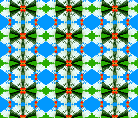 Big Birdies fabric by robin_rice on Spoonflower - custom fabric