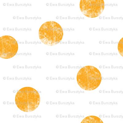 Big dots orange