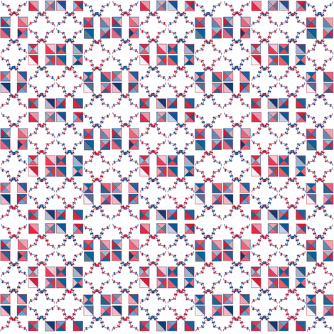 kites fabric by squeakyangel on Spoonflower - custom fabric