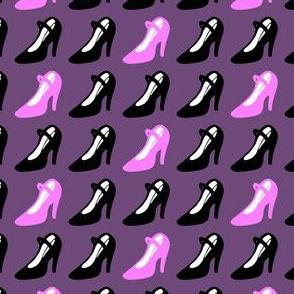 Shoes - Purple