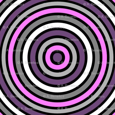 Crazy Circle - Purple