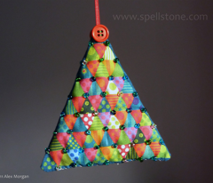 Festive Fun Tree Ornament