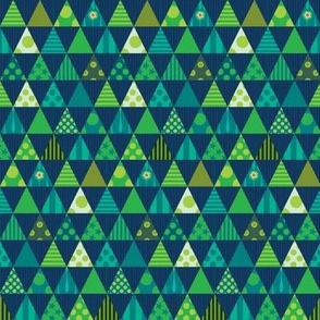 Festive in Green