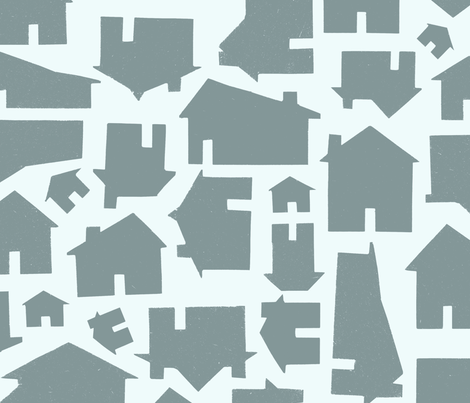 solid_houses_001 fabric by jesseesuem on Spoonflower - custom fabric