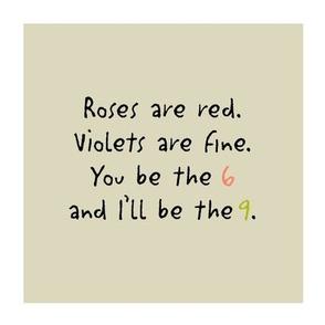 naughty but nice poem