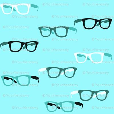Hipster Glasses 2