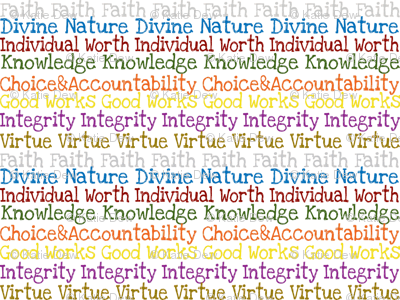 June 2012-yw values