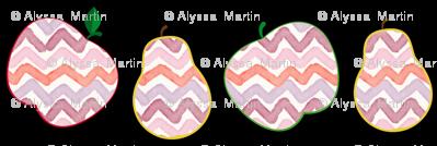 Chevron Fruit