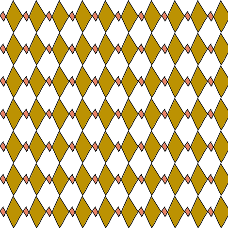 nobles row fabric by flouise on Spoonflower - custom fabric