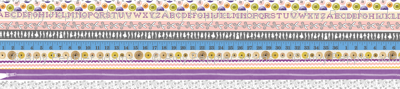 Washi Tape (Sewing)    Japanese ribbon stripes alphabet typography buttons dress numbers
