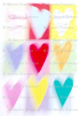 Blurry Hearts