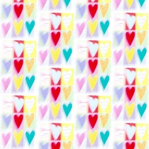 Blurry Hearts