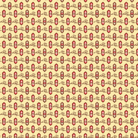 1830 Calico fabric by the_cornish_crone on Spoonflower - custom fabric