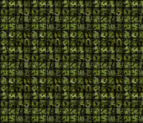 kakapo_camo_12 fabric by trinasaurusrex on Spoonflower - custom fabric