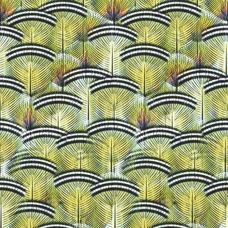 woodduck 3 300sv fabric by glimmericks on Spoonflower - custom fabric