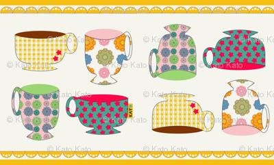 border- cups
