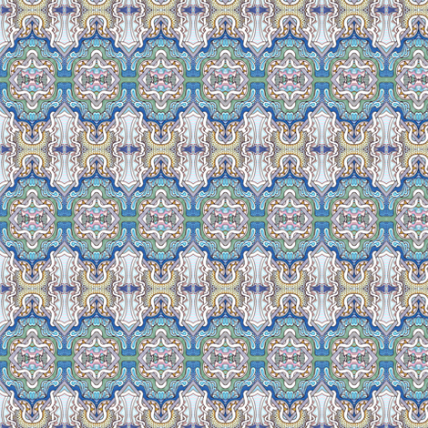My Father's Necktie fabric by edsel2084 on Spoonflower - custom fabric