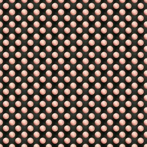 Alonzo's Kitchen - Pink Polka Dots