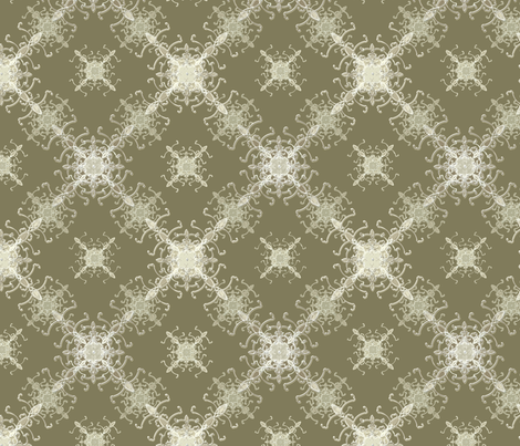 Lace set to LARGE fabric by joanmclemore on Spoonflower - custom fabric