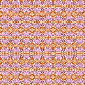 Hexagon Diamond and Sycamore Seed