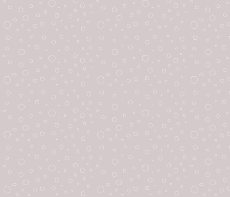 grey-whitedots fabric by nunnaba on Spoonflower - custom fabric