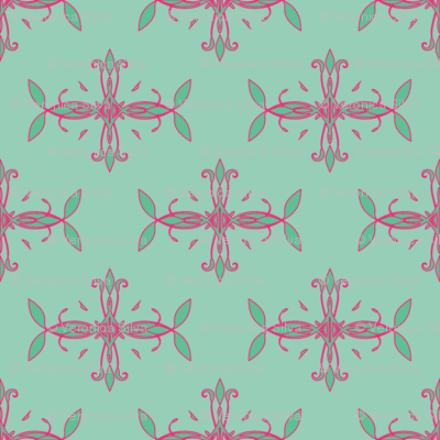 Leafy Tile