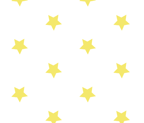Scattered Stars  fabric by lollyposh on Spoonflower - custom fabric