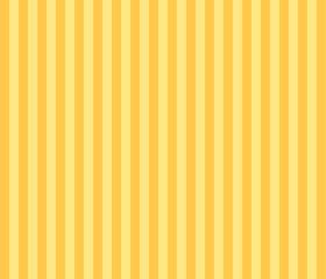 yellow stripes fabric by suziedesign on Spoonflower - custom fabric