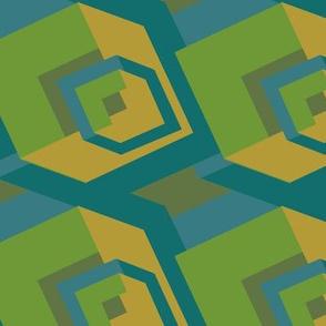 Big cubes