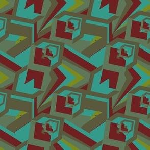 harched cubes