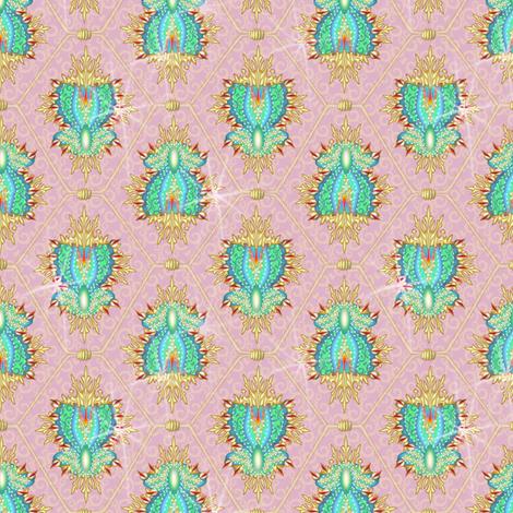 elaboration fabric by glimmericks on Spoonflower - custom fabric
