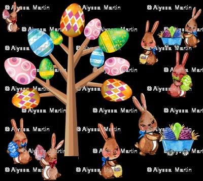 Easter Tree Harvest