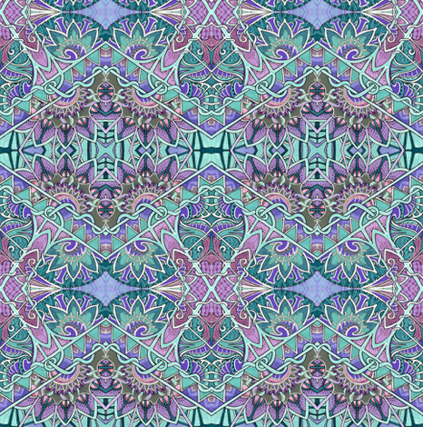 First Grade Girls Like Things Like This fabric by edsel2084 on Spoonflower - custom fabric