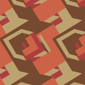 Cubouflage