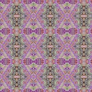 Bordering on Lavender
