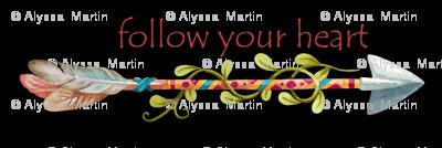 Follow Your Arrow Tribal Art