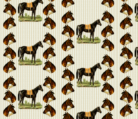 Winning Circle  fabric by icarpediem on Spoonflower - custom fabric