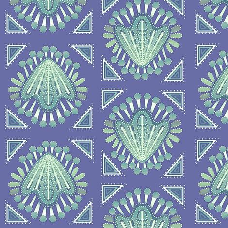 CELEBRATION fresh fabric by glimmericks on Spoonflower - custom fabric