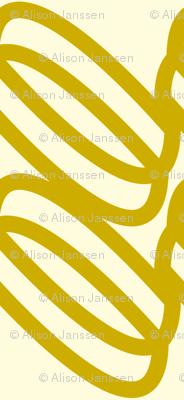 golden & cream links
